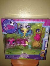 NEW Littlest Pet Shop Sweetest Picnic Ladybug 3287~Butterfly 3286~Koala 3288