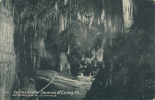 COLLINS GROTTO- CAVERNS OF LURAY, VA. VIRGINIA.