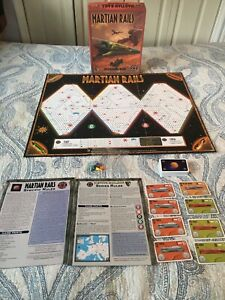 Martian Rails - Empire Builder #4601 Mayfair Games Board Game INCOMPLETE