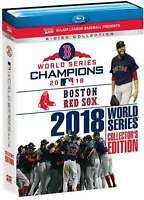 2018 WORLD SERIES CHAMPIONS: Boston Red Sox Complete [Collector's Edition] Blu-r