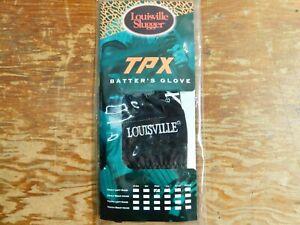Louisville Slugger TPX Batter's Glove Adult Medium Right Hand NOS NEW
