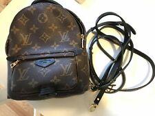 Louis Vuitton LV Palm Springs Backpack Mini Monogram Bag