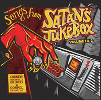 Various Artists : Songs from Satan's Jukebox - Volume 1 & 2 CD (2019) ***NEW***