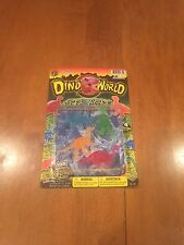 Dino World Ice Age Era Dinosaurs Action Figures Set 4 Pieces by JA-RU NIB NIP