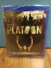 Platoon (Blu-ray Disc, 2011) Brand New Sealed Charlie Sheen, Tom Berenger
