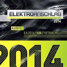 ELEKTROANSCHLAG NO.14 CD 2014 Heimstatt Yipotash INADE