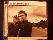 The Finn Brothers/Won't give in Crowded House +3-Tracks/DVD Single