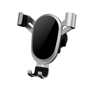 Car Mobile Phone Holder Car Air Outlet Triangle Gravity Auto-sensing Car Holder