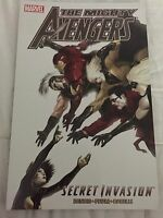 The Mighty Avengers: Secret Invasion Vol. 4 TPB (2009) Marvel Comics