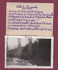 PHOTO 250616 - GUERRE 39/45 - Sabotage train - Ligne Veynes Grenoble -17