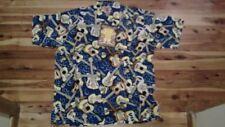 Mambo Short Sleeve Hawaiian Casual Shirts for Men
