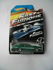 Hot Wheels USA - Fast & Furious - 1972 Ford Grand Torino Sport