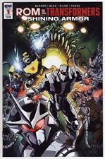 ROM VS TRANSFORMERS: SHINING ARMOR #1,2,3,4,5 IDW Comics & Hasbro Optimus Prime