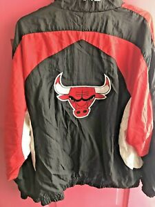 1990 's Logo Chicago Bulls  Authentic Warm-Up Suit Size XLarge Pants& Top