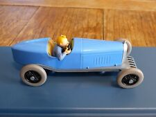Voiture miniature Tintin au 1/24ème L'amilcar des soviets