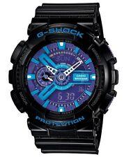 Casio G Shock *GA110HC-1A Anadigi XL Hyper Blue Dial Black Gshock COD PayPal
