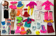 Barbie Sunsation with Org Clothes 1976 Barbie and 1980-90 Clothing
