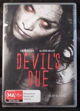 Devil's Due - Zach Gilford, Allison Miller - DVD - Region 4