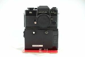 Leicaflex SL2 SL 2 MOT Leitz mit Motor Black very nice  86820