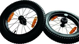 Burley Laufrad Set mit Reifen 16 Zoll