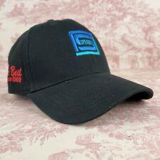 Cali-Fame Baseball Cap Logo Hat Strapback Adjustable Black