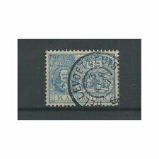 """Nederland 87 met """"HELLEVOETSLUIS 1907""""  VFU/gebr CV  10+ €"""