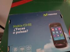 nokia c2-02 libre  nuevo