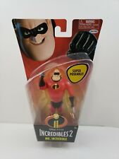 The Incredibles 2 Mr. Incredible 4-Inch Action Figure new