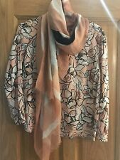 Gerry Weber Blouse & Scarf Size 18