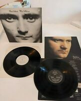 2 x Vinyl BUT SERIOUSLY & FACE VALUE Gatefold Phil Collins LP orig 1981 record