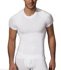 Extra leichte Herren-Unterhemden aus Baumwollmischung