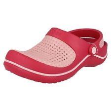 Scarpe Sandali rosa da infilare per bambini dai 2 ai 16 anni