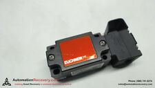 Euchner Nz1Vz-538E-Mc1233, Saftey Switch, Ac-15, 4A, 230V, Dc-13, 4A, #139462