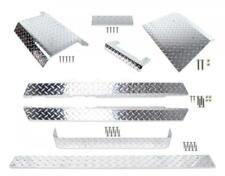 EZGO TXT Golf Cart Diamond Plate Full Accessory Kit 1995-up