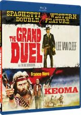 SPAGHETTI WESTERN DOUBLE FEATURE New Sealed Blu-ray