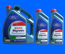 ** 5L+2L= 7 Liter Castrol Magnatec PROFESSIONAL 5W-30 A5 5W30 FORD ACEA  A5/B5
