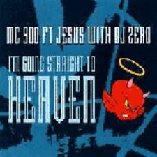 MC 900 Ft. Jesus I'm Going Straight To Heaven Us Dj 12""