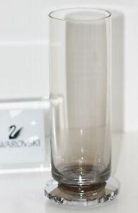 Swarovski Original Allure Vase, Silver 5235856 New