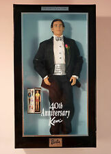 KEN 40TH ANNIVERSARY - MATTEL - NRFB - COMES WITH MINI KEN IN BOX - BARBIE