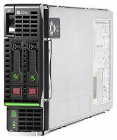 HP ProLiant BL460c Gen8 Server Blade 2×8-Core Xeon 2.6GHz + 64GB RAM + 2×600GB