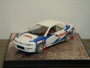 "Subaru Impreza ""Subaru Tecnica International"" - Trofeu 1:43 in Box *38842"