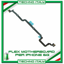 "FLEX FLAT CONNETTORE CAVO MOTHERBOARD PER IPHONE APPLE 6 4,7"" TASTO HOME ANTENNA"