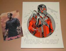 Tyler Stout Star Lord Guardians of the Galaxy Movie Poster Print Art Handbill