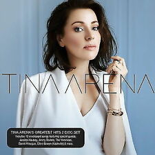 TINA ARENA Greatest Hits & Interpretations 2CD NEW Retrospective / Reimagine