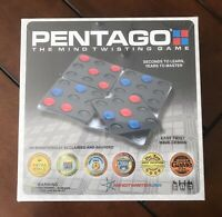 PENTAGO: The Mind Twisting Game Board Game 2005 Factory Sealed NEW