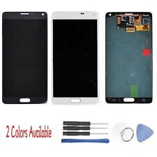 Touch Screen LCD Display Digitizer for Samsung Galaxy Note 4 N910 N910a Black