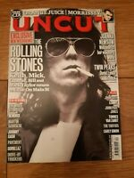 UNCUT MAGAZINE ( APRIL 2010 ) THE ROLLING STONES HENDRIX JOHNNY CASH MORRISSEY