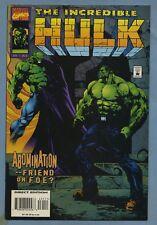 Incredible Hulk #431 1995 Marvel [Liam Sharp] m