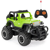 BCP 1/43 Scale 27MHz Kids Mini Off-Road Remote Control Car RC Toy