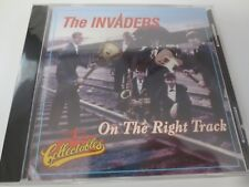 THE INVADERS ~ ON THE RIGHT TRACK ~ 1995 ~ NEW SEALED CD